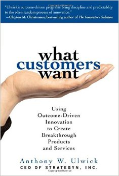 whatcustomerswantbook