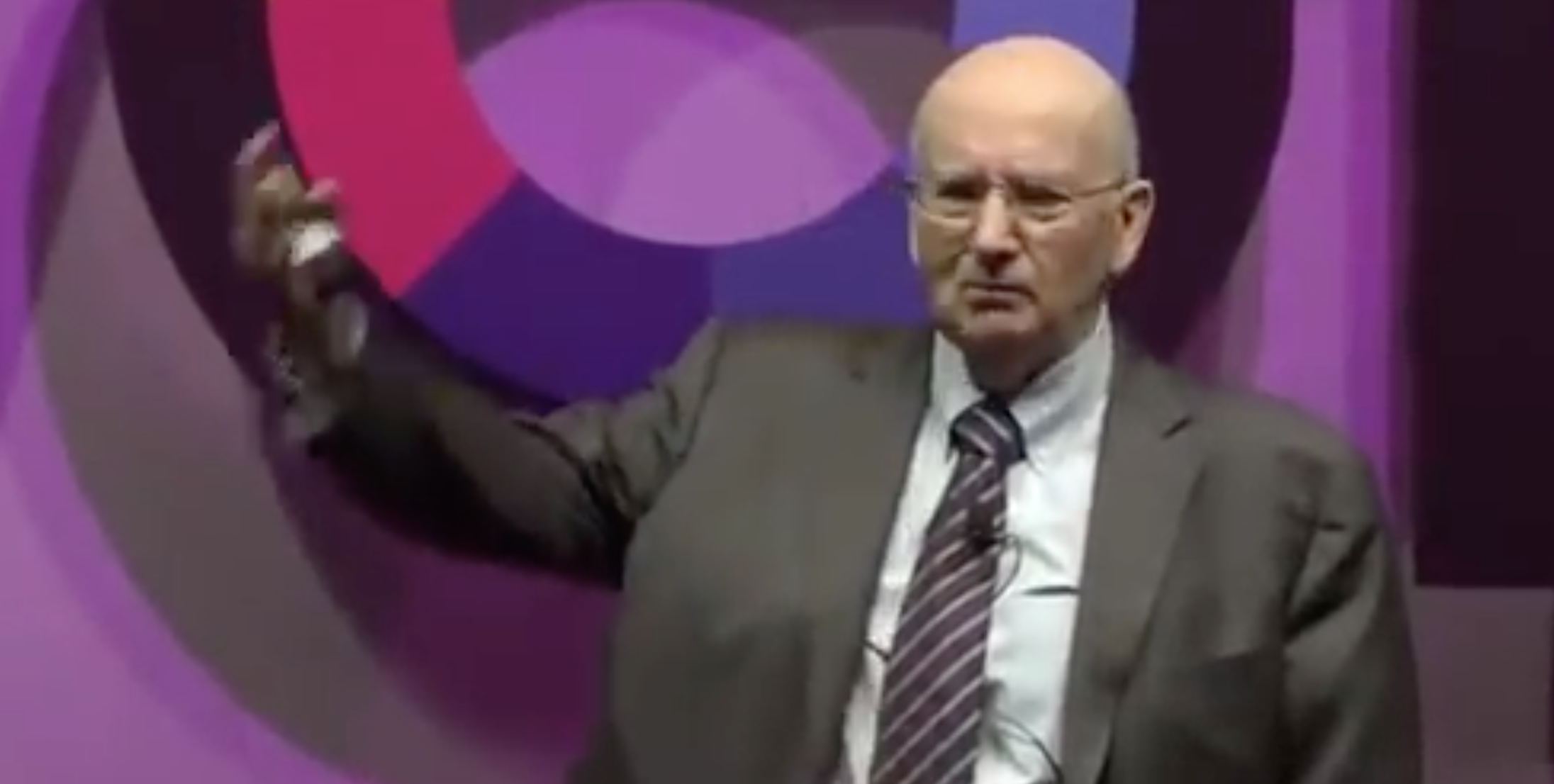 "VIDEO: Philip Kotler on ""How to Grow through Marketing"""