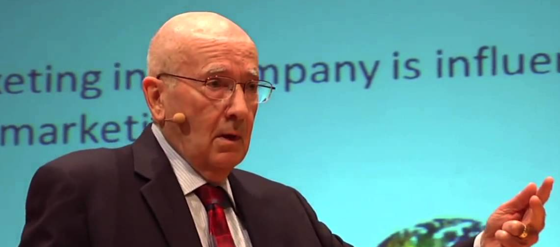 """The Relationship between Marketing and Capitalism"" – Philip Kotler"