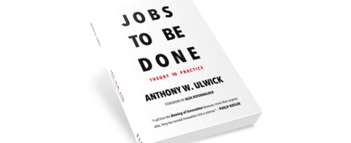 """The Jobs-to-be-Done Growth Strategy Matrix"" by Anthony Ulwick"