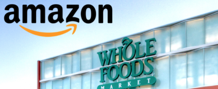 Amazons Strategy Whiteboard Whole Foods Acquisition Disrupts Retail Christian Sarkar