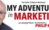 """Criticisms and Contributions of Marketing: An Excerpt from Philip Kotler's Autobiography"" – Philip Kotler"