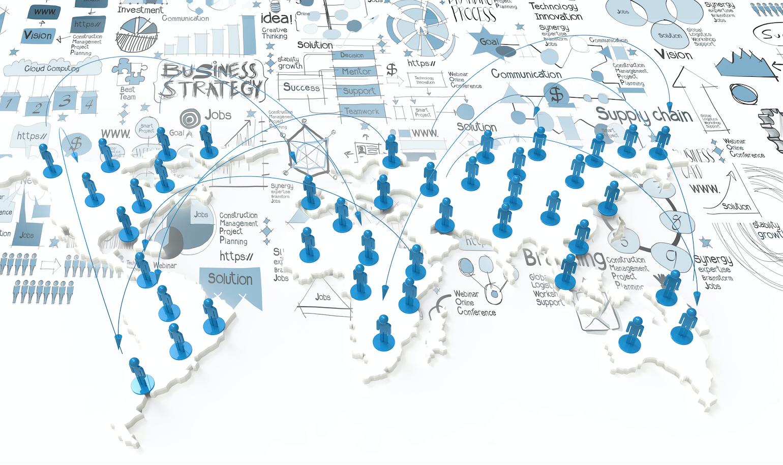 """Seeking Strategic Advantage? Break Down Walls and Cultivate Networks"" – John Hagel"