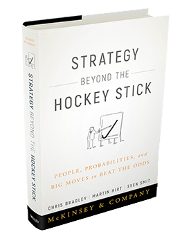 "Strategy Beyond the Hockey Stick"" - An Interview with Chris Bradley"
