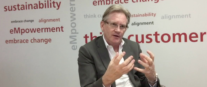 Customer Culture: An Interview with Peter Cooke, President, Wright Medical International
