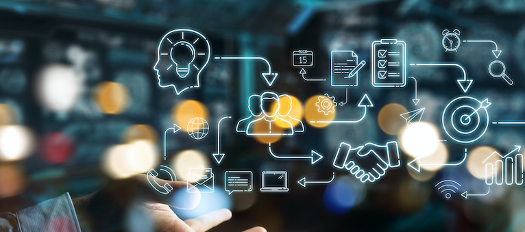 """""""How AI is Transforming Sales and Marketing"""" – Matthew Hellman"""