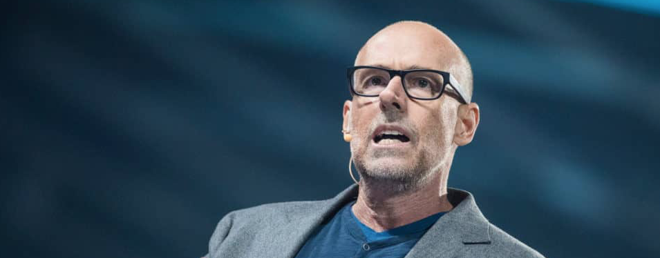 """""""Algorithms, Democracy, and Capitalism"""" – An Interview with Scott Galloway"""