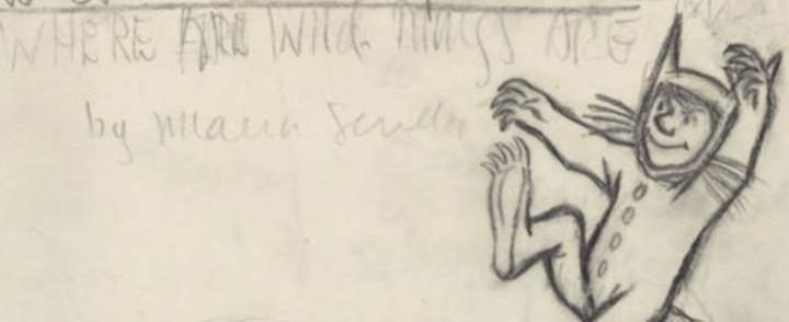 """From 'Wild Horses' to 'Wild Things,' a window into Maurice Sendak's creative process"" – Katharine Capshaw and Cora Lynn Deibler"