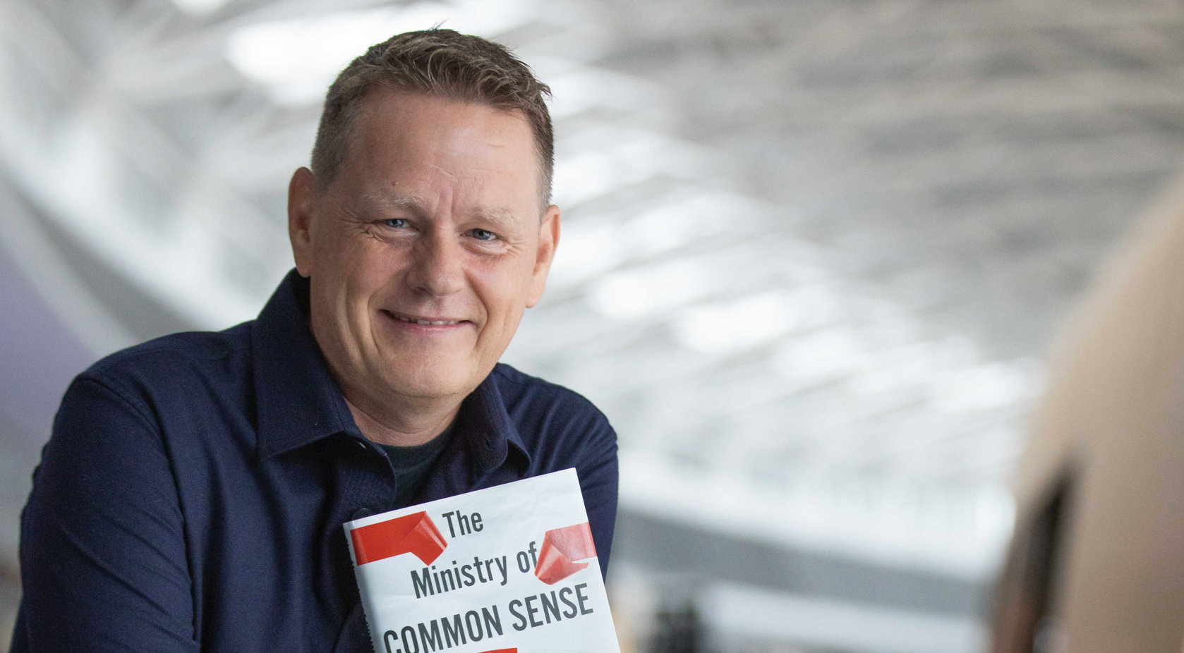 """The Ministry of Common Sense"" – An Interview with Martin Lindstrom"